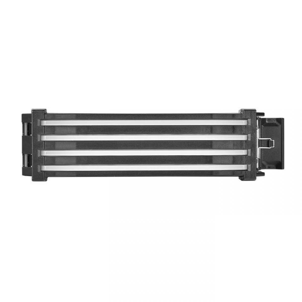 Kit de Iluminação RGB de Memória DDR4 ThermalTake, Pacific R1 Plus, CL-O020-PL00SW-A