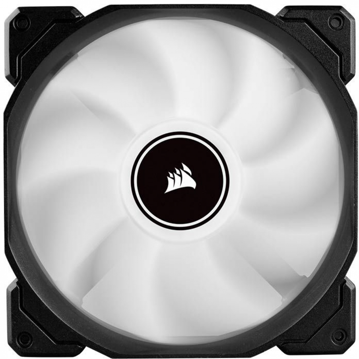 Kit Fan com 2 Unidades Corsair AF140, LED Branco 140mm, CO-9050088-WW