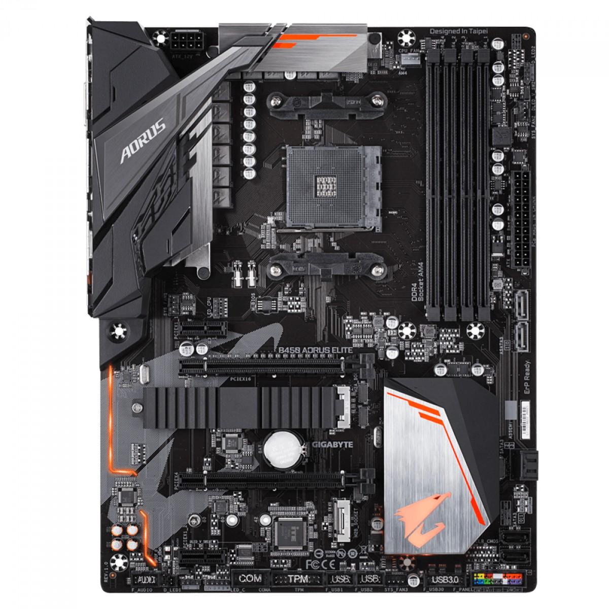 Kit Upgrade AMD Ryzen 5 PRO 4650G + Gigabyte B450 Aorus Elite