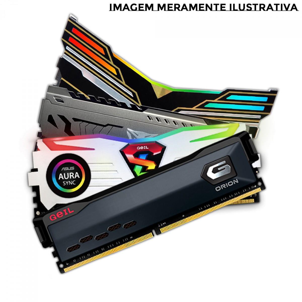 Kit Upgrade, AMD Ryzen 3 PRO 4350G + GIGABYTE B450M GAMING + Memória DDR4 16GB (2x8GB) 3000MHz