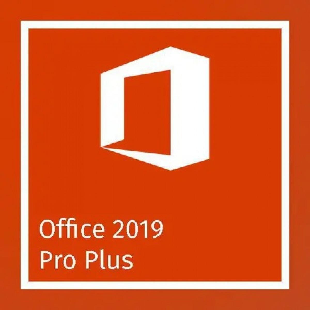 Licença Office 2019 Pro Plus, 79P-05746