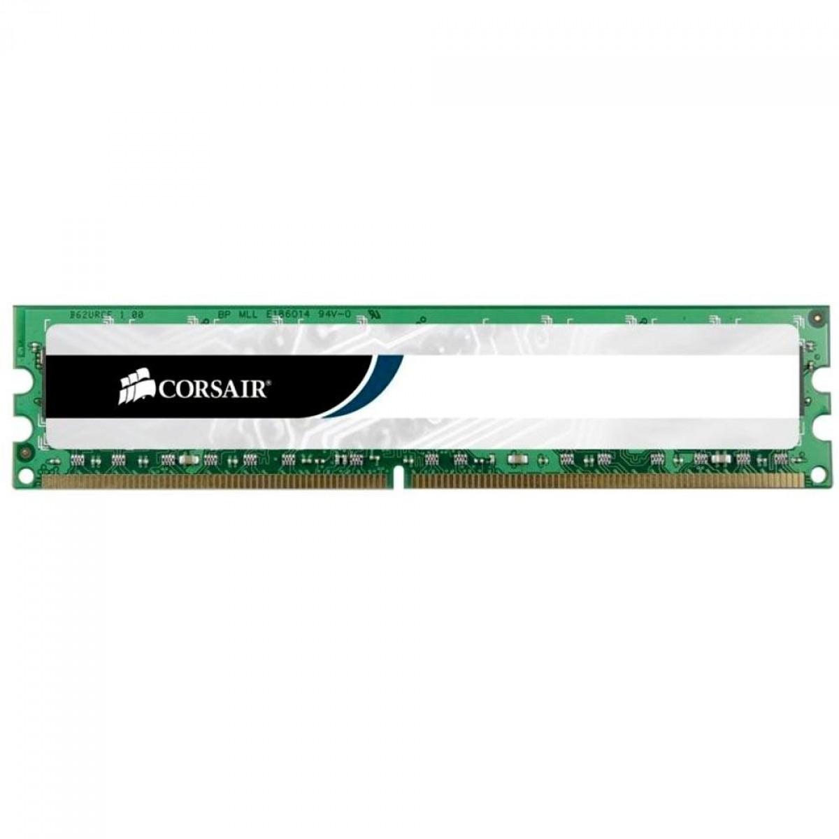 Memória DDR3 Corsair Value Series 8GB 1600MHz CMV8GX3M1A1600C11