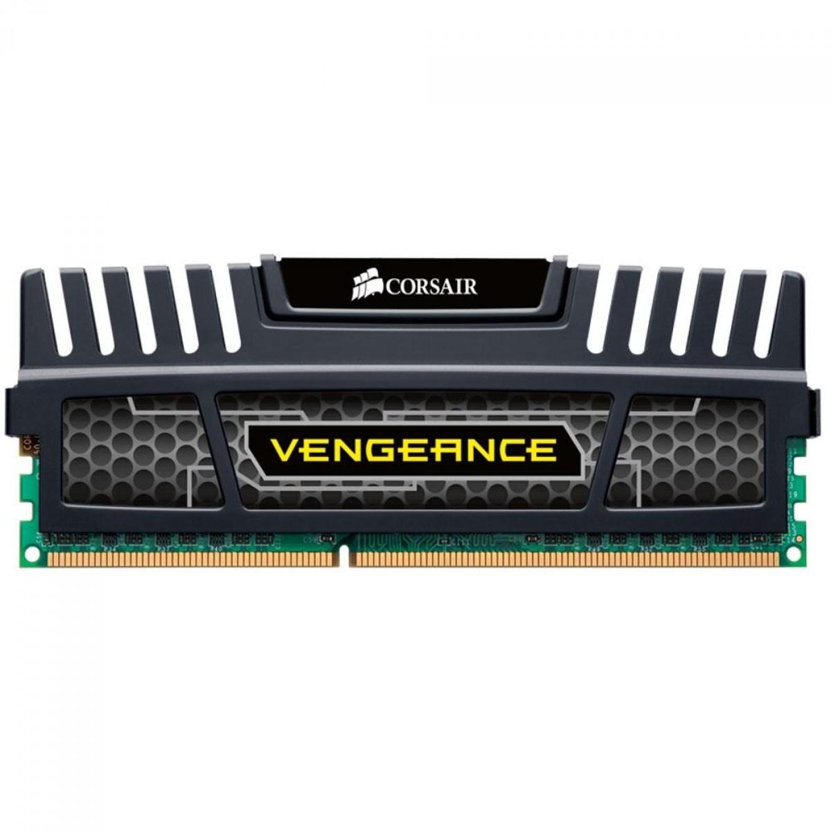 Memória DDR3 Corsair Vengeance CMZ8GX3M1A1600C9 8GB 1600MHz