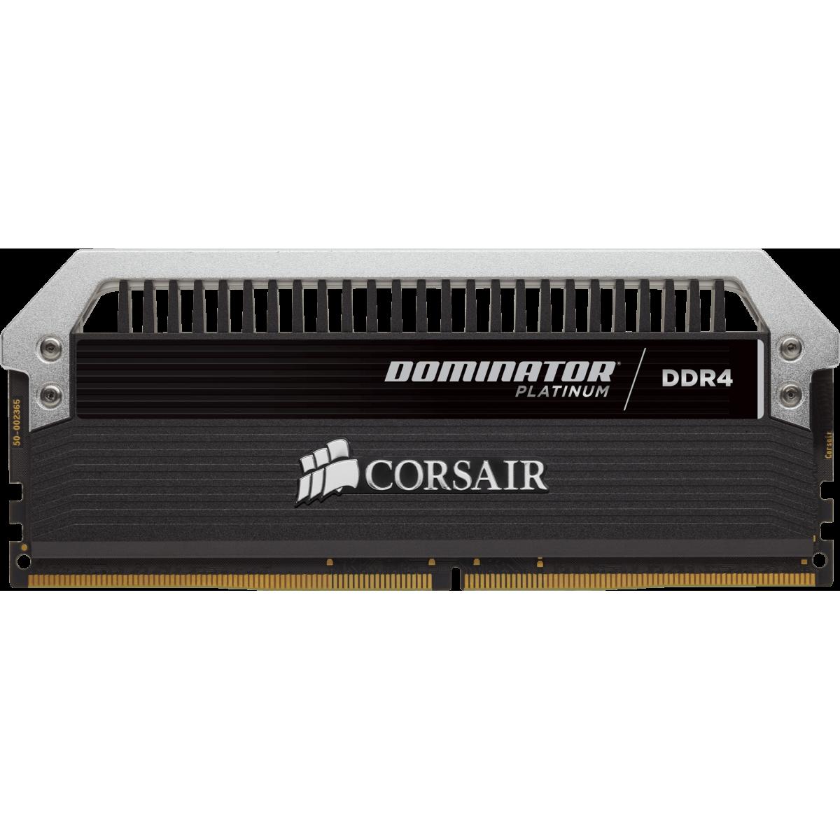 Memória DDR4 Corsair Dominator Platinum, 16GB (2X8GB) 3000MHZ, CMD16GX4M2B3000C15