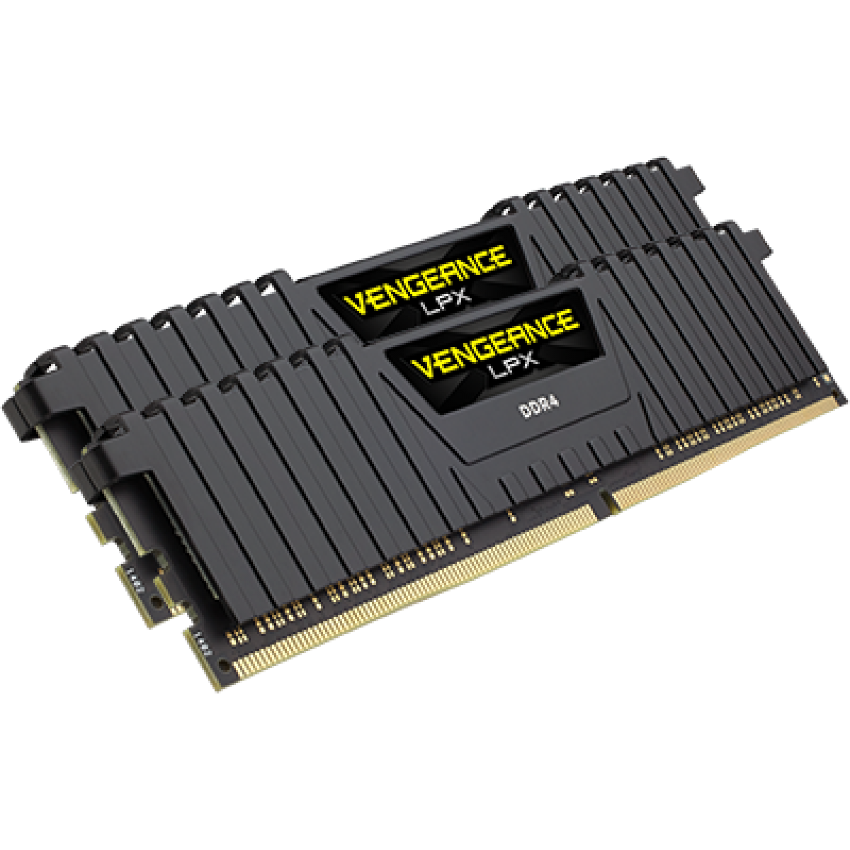 Memória DDR4 Corsair Vengeance LPX, 16GB (2x8GB) 3200MHz, CMK16GX4M2B3200C16