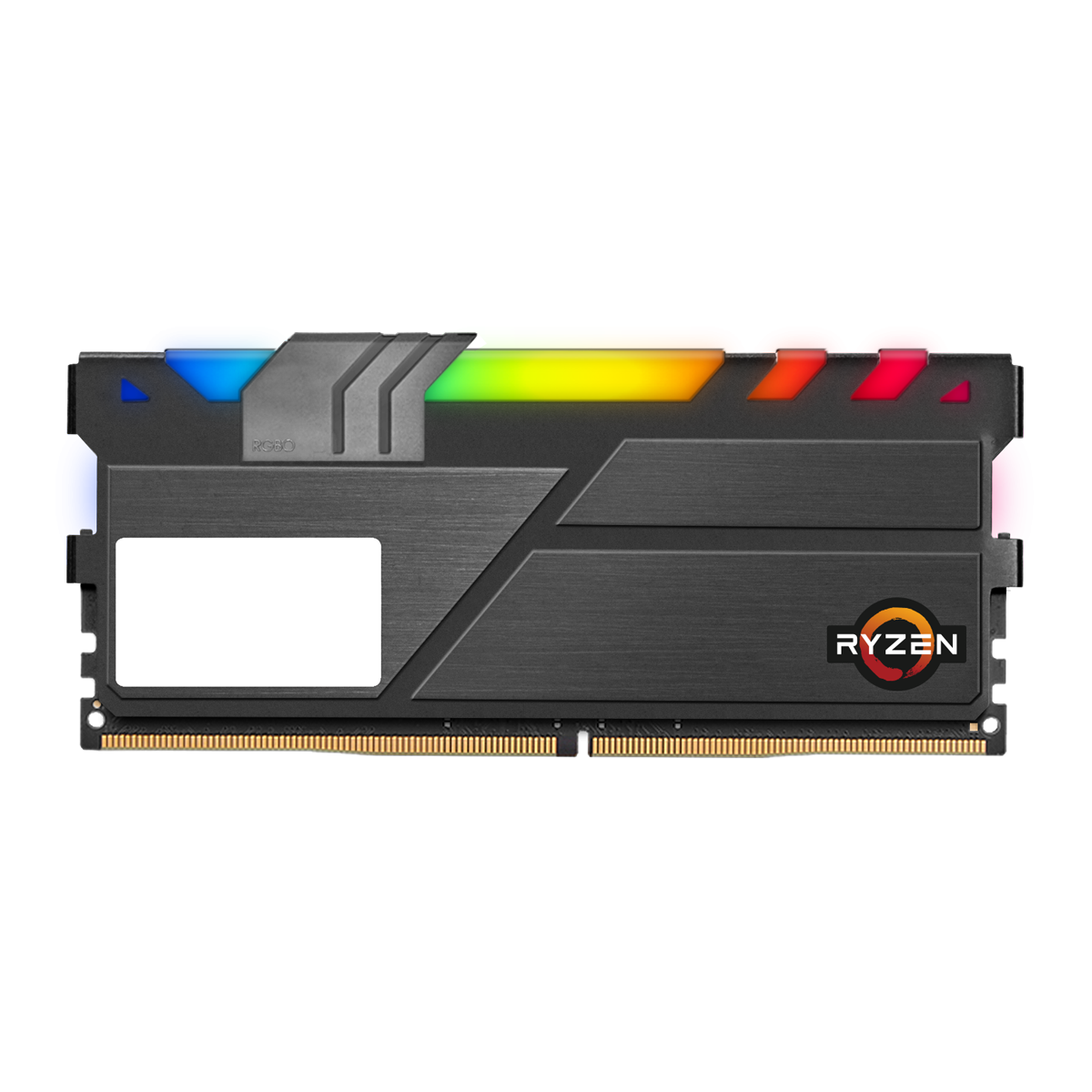 Memória DDR4 Geil EVO X II RGB Sync, Edição AMD, 8GB, 3000MHz, GAEXSY48GB3000C16ASC
