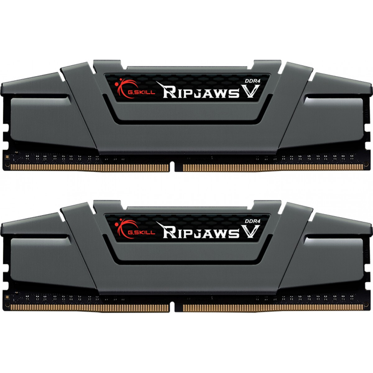Memória DDR4 G.Skill Ripjaws V, 16GB (2X8GB) 3200MHz, F4-3200C16D-16GVGB