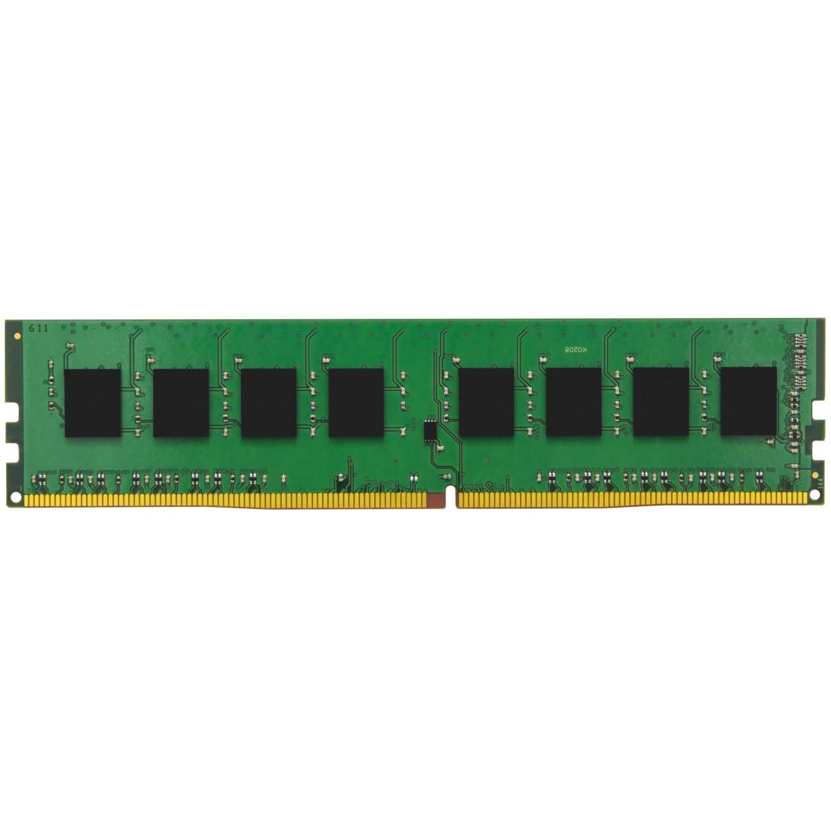 Memória DDR4 Kingston 4GB, 2400Mhz, KVR-24N17S6/4