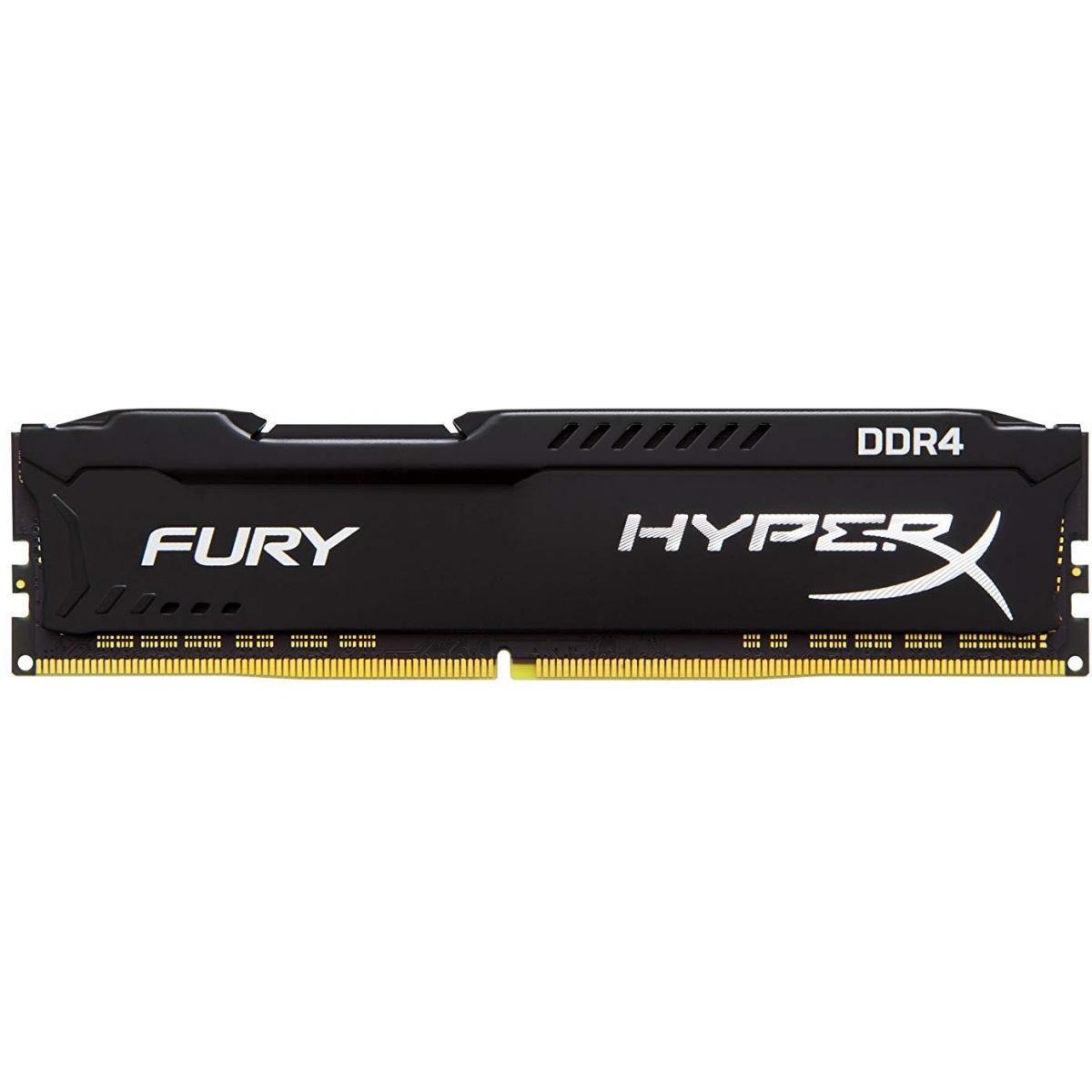 Memória DDR4 Kingston HyperX Fury, 32GB (2x16GB) 3200MHz, HX432C18FBK2/32
