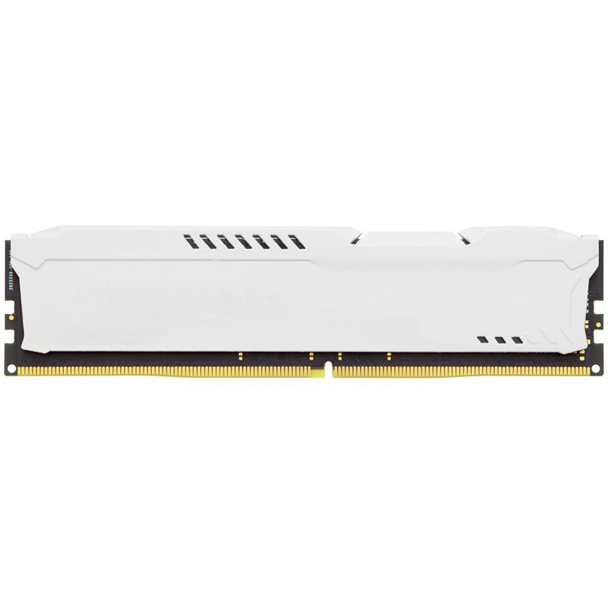 Memória DDR4 Kingston HyperX Fury, 8GB 2933MHz, White, HX429C17FW2/8