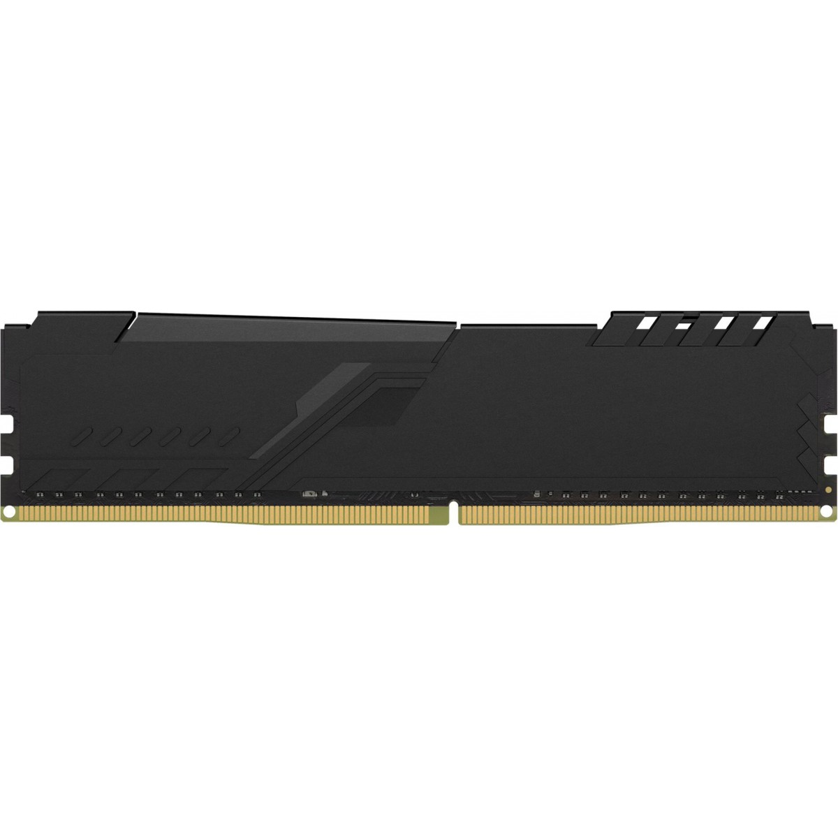 Memória DDR4 Kingston HyperX Fury, 8GB 3000MHz, Black, HX430C15FB3/8