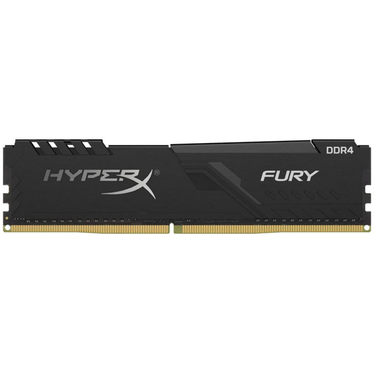 Memória DDR4 Kingston HyperX Fury, 8GB 3466MHz, HX434C16FB3/8