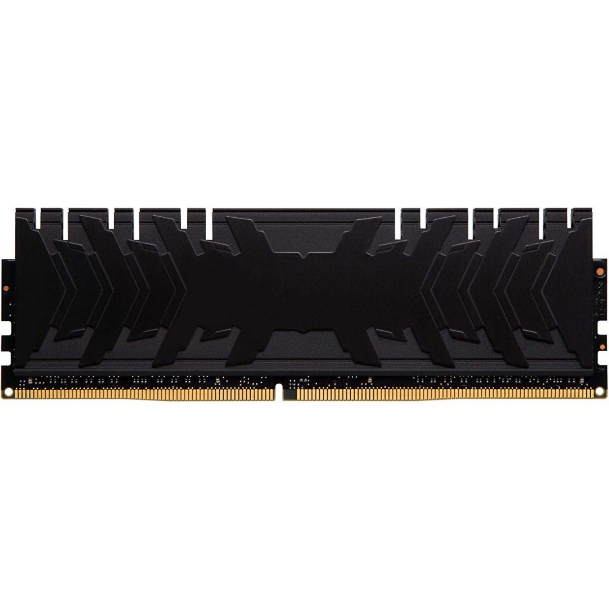 Memória DDR4 Kingston HyperX Predator, 16GB 2666MHZ,  HX426C13PB3/16