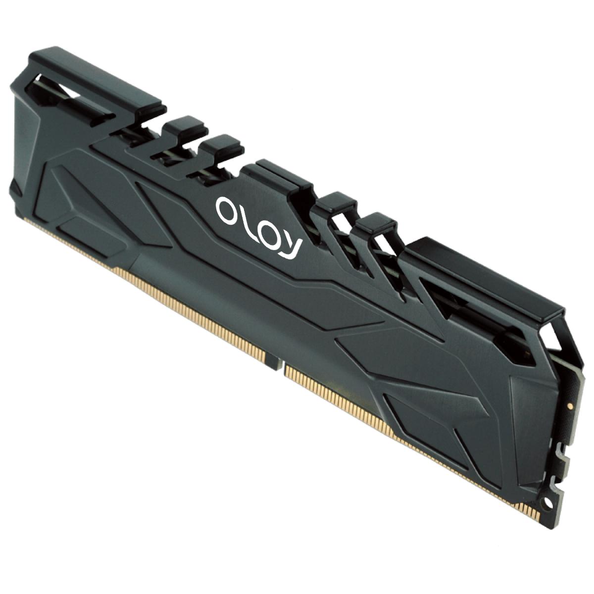 Memória DDR4 OLOy Owl Black, 8GB, 3000MHZ, MD4U083016BJSA