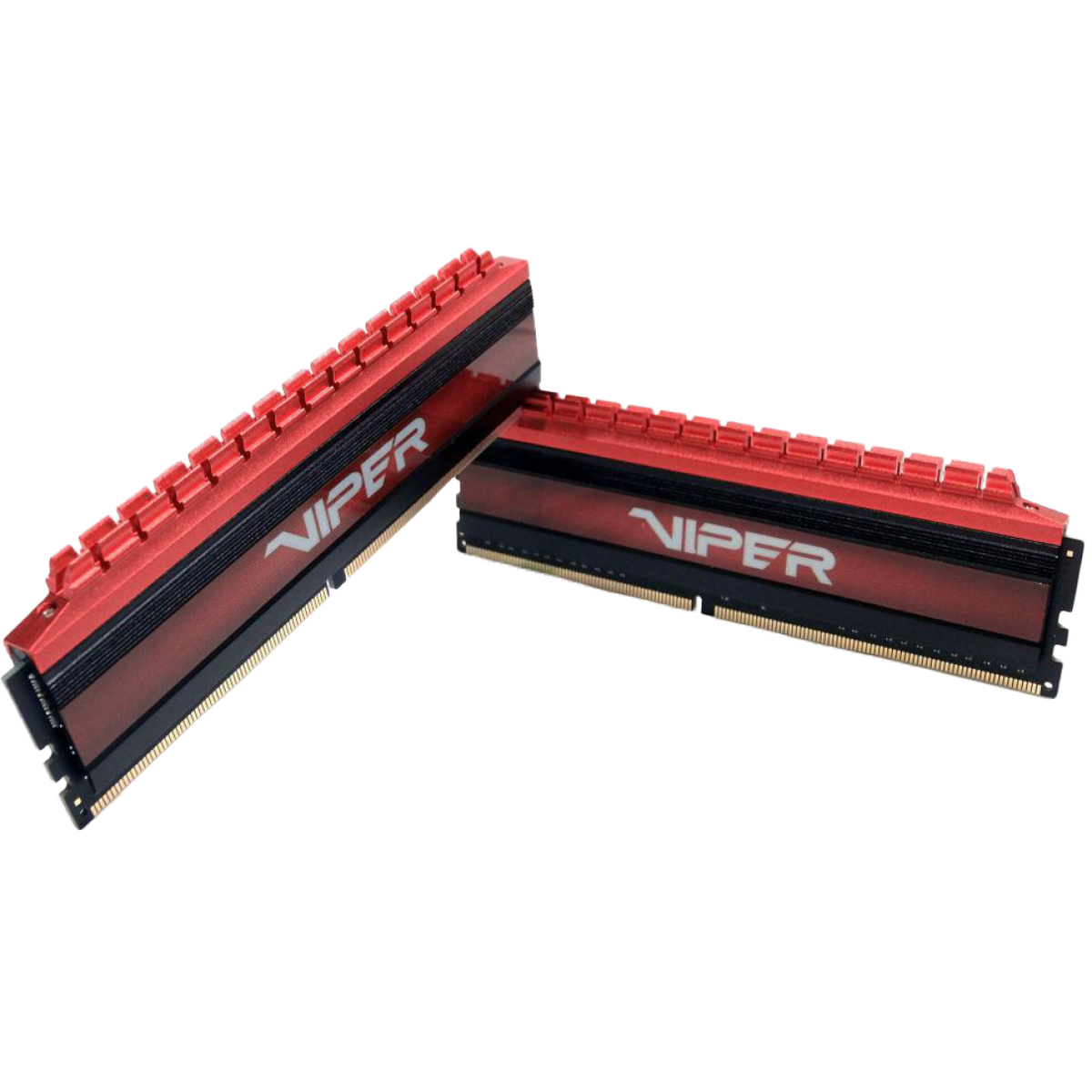 Memória DDR4 Patriot Viper 4, 16GB (2x8GB) 3000MHz, Red, PV416G300C6K