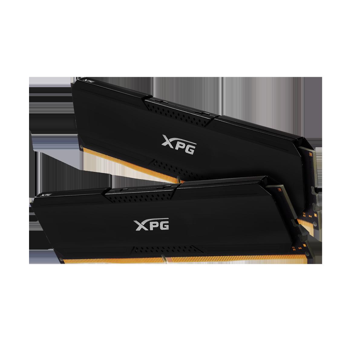Memória DDR4 XPG Gammix D20, 16GB (2x8GB), 3200Mhz, CL16, Grey, AX4U320088G16A-DCTG20