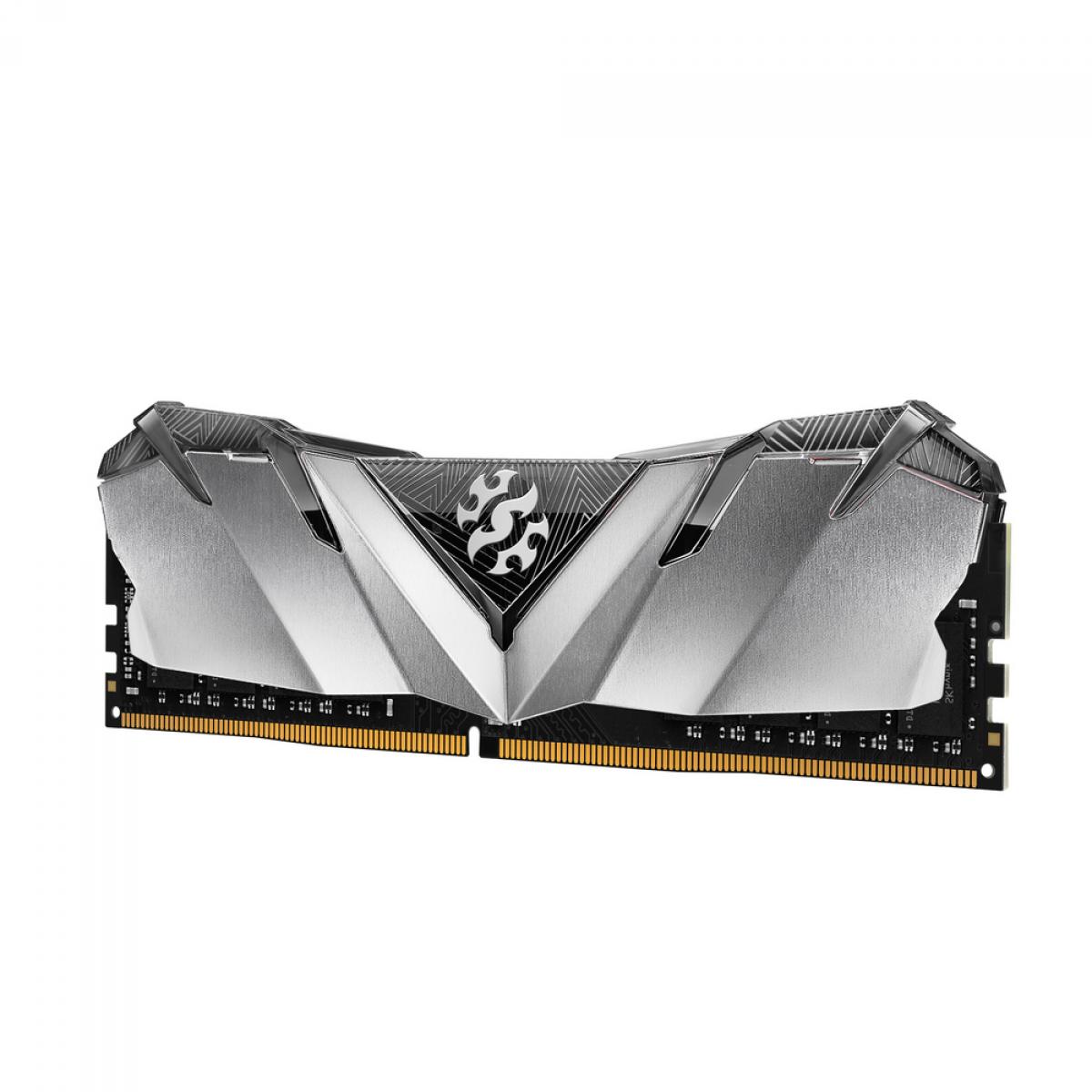 Memória DDR4 XPG Gammix D30, 16GB, 2666Mhz, CL16, Black, AX4U2666716G16-SB30
