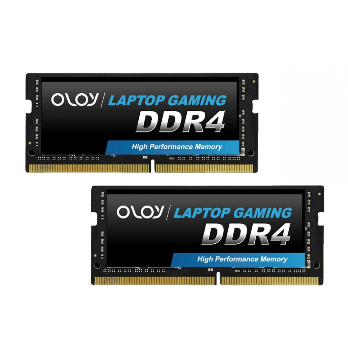 Memória Notebook DDR4 Oloy Laptop Gaming, 32GB (2x16GB), 2666MHZ, MD4S162619MZDC