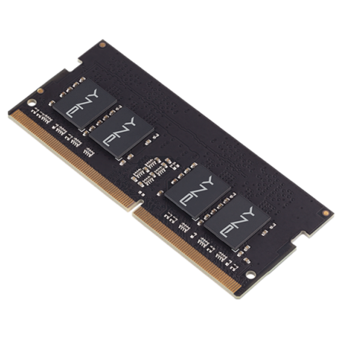 Memória Notebook DDR4 PNY Perfomance, 4GB , 2666MHZ, MN4GSD42666