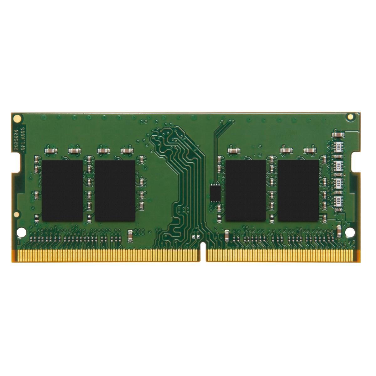 Memória para Notebook DDR4 Kingston, 4GB 2400MHz, KVR24S17S6/4