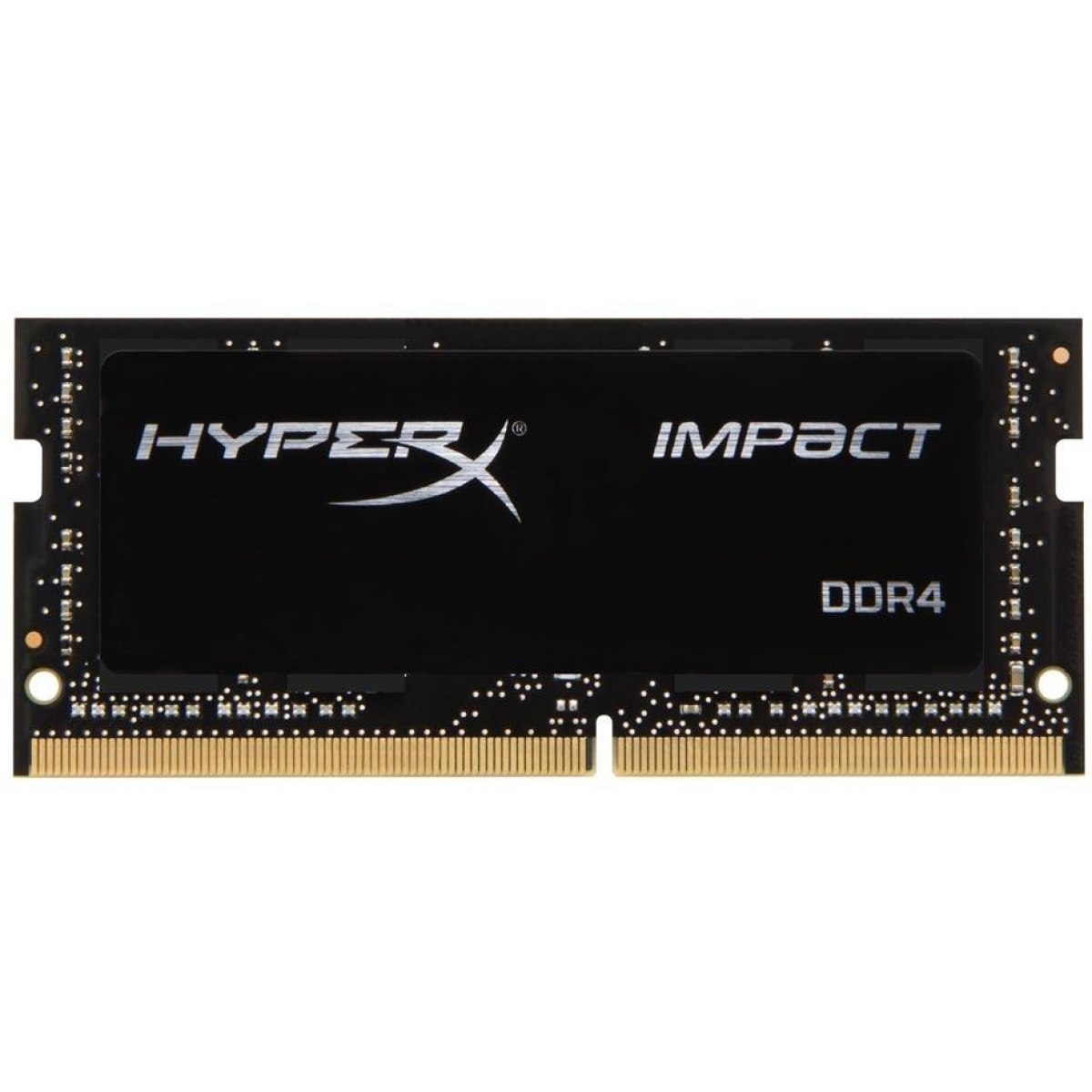 Memória para Notebook DDR4 Kingston HyperX Impact, 16GB 2666MHz, HX426S15IB2/16