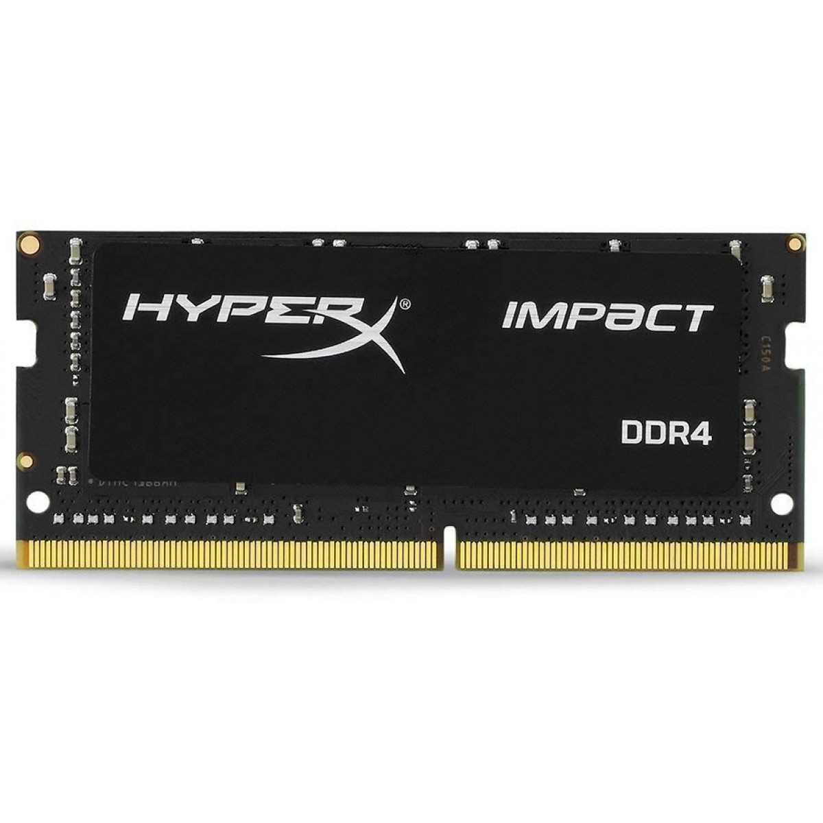Memória para Notebook DDR4 Kingston HyperX Impact, 16GB 3200MHz, HX432S20IB/16