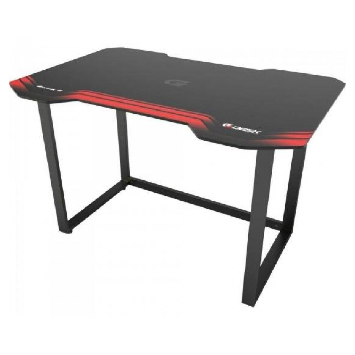 Mesa Gamer Fortrek HMG01, 120cm, Red, 66431