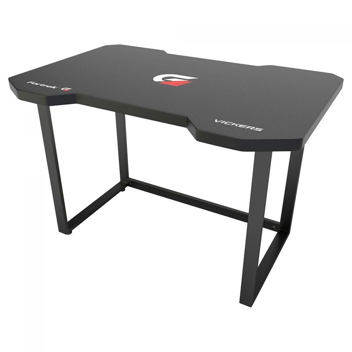 Mesa Gamer Fortrek Vickers, Black/Red, B27MM