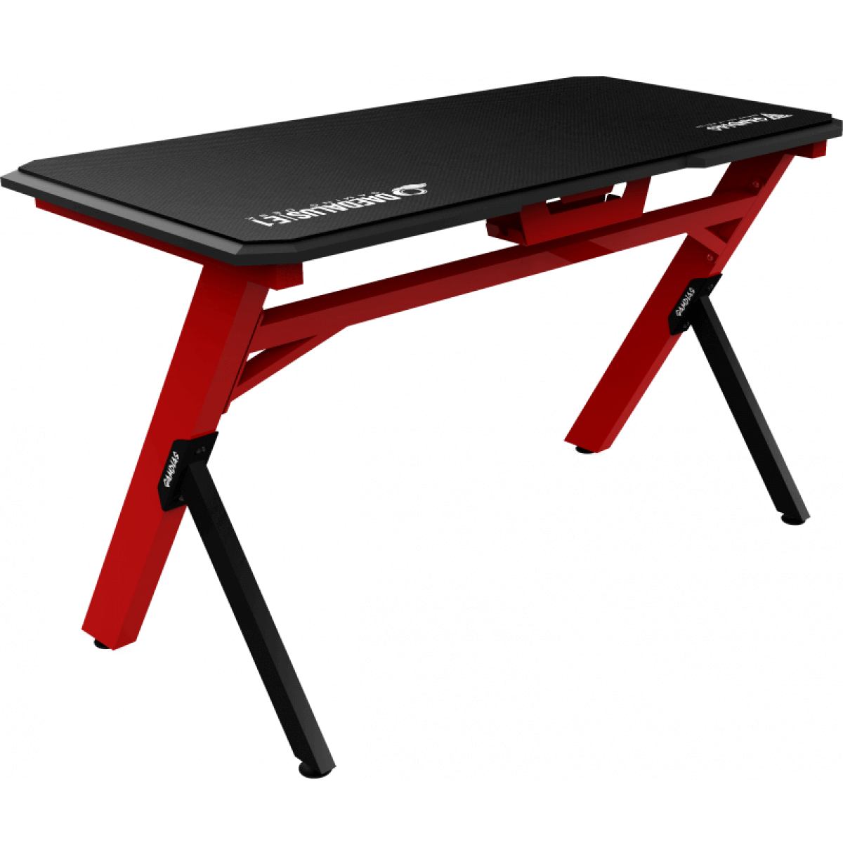 Mesa Gamer Gamdias Daedalus E1, 120cm, Red