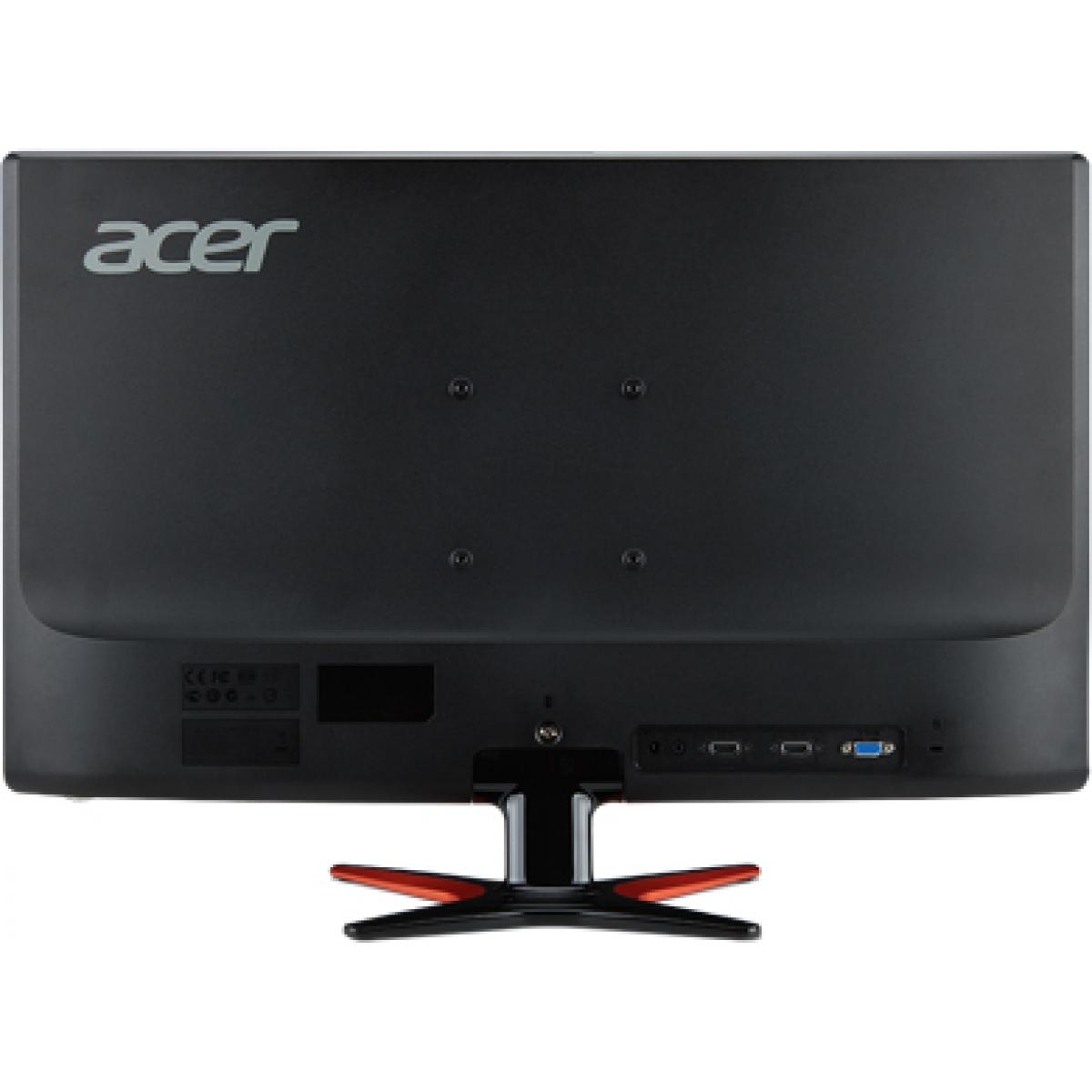 Monitor Gamer Acer 24 Pol, Full HD, 144Hz, 1ms, GN246HL