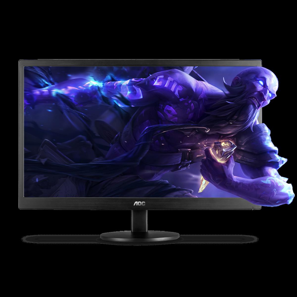 Monitor AOC 23.6 Pol, FULL HD, VGA, HDMI, M2470SWH2