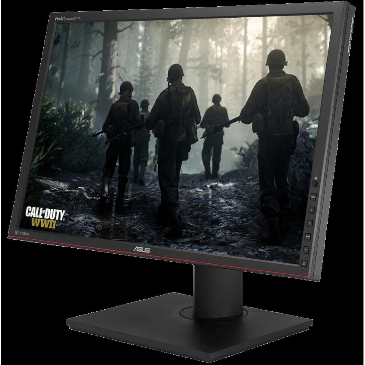 Monitor Gamer Asus 24 1 Pol, 60Hz, 6ms, PA249Q