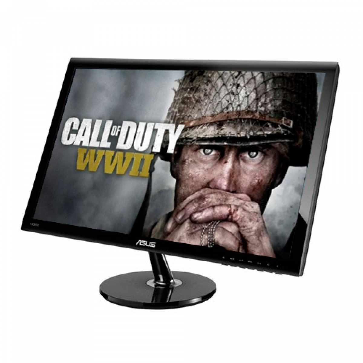 Monitor Gamer Asus 27 Pol, Full HD, 1ms, VS278H