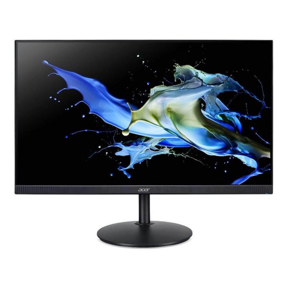 Monitor Gamer Acer, CB272 Bmiprx, 27 Pol, Full HD, 1 ms, HDMI, VGA, DP, CB272