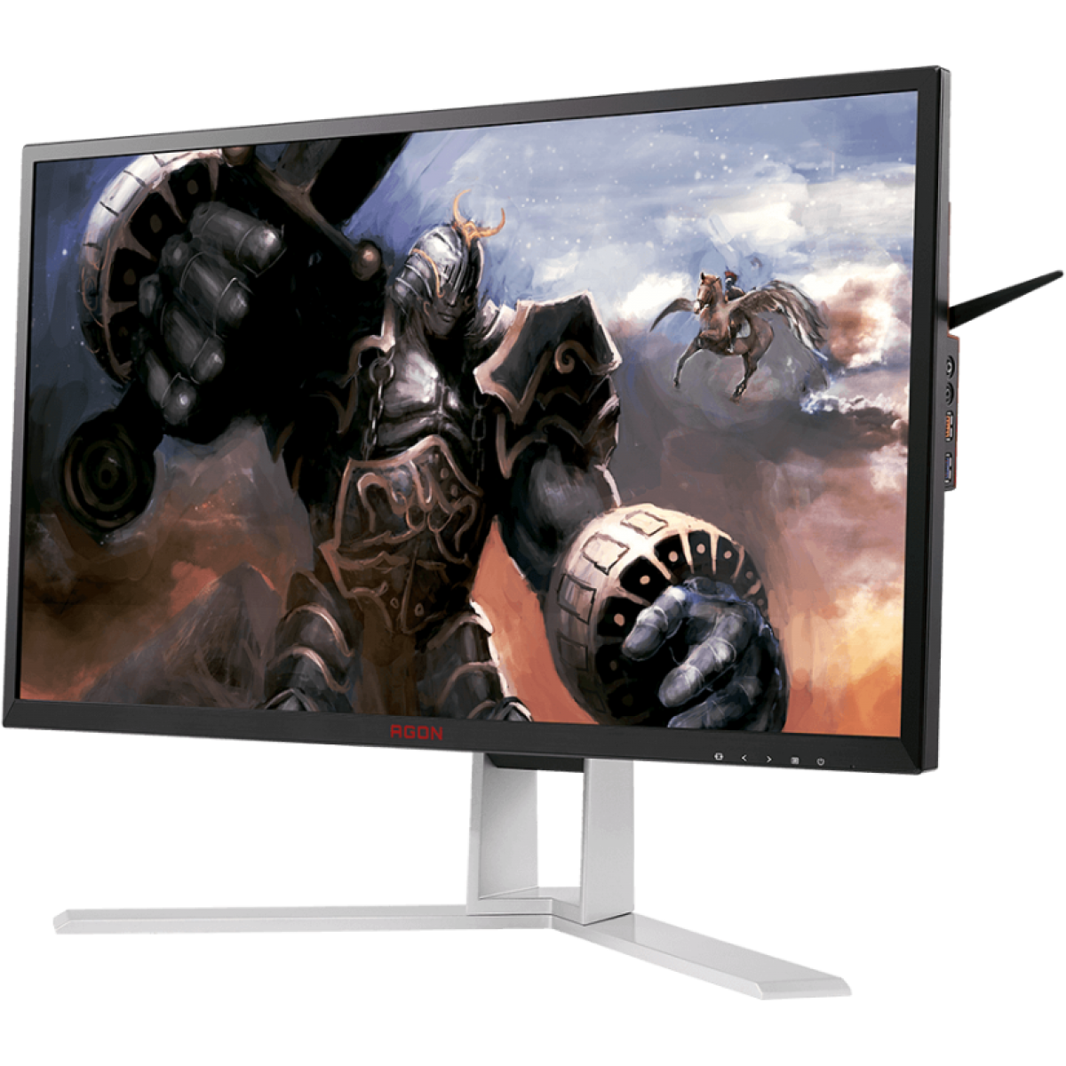 Monitor Gamer AOC Agon, 25 Pol, 240Hz, 0.5ms, AMD FreeSync, HDMI, Display Port, AG251FZ2