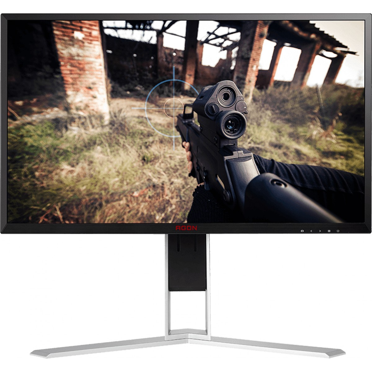 Monitor Gamer AOC  Agon 27 Pol, QUAD HD, 165Mhz, G-SYNC, AG271QG