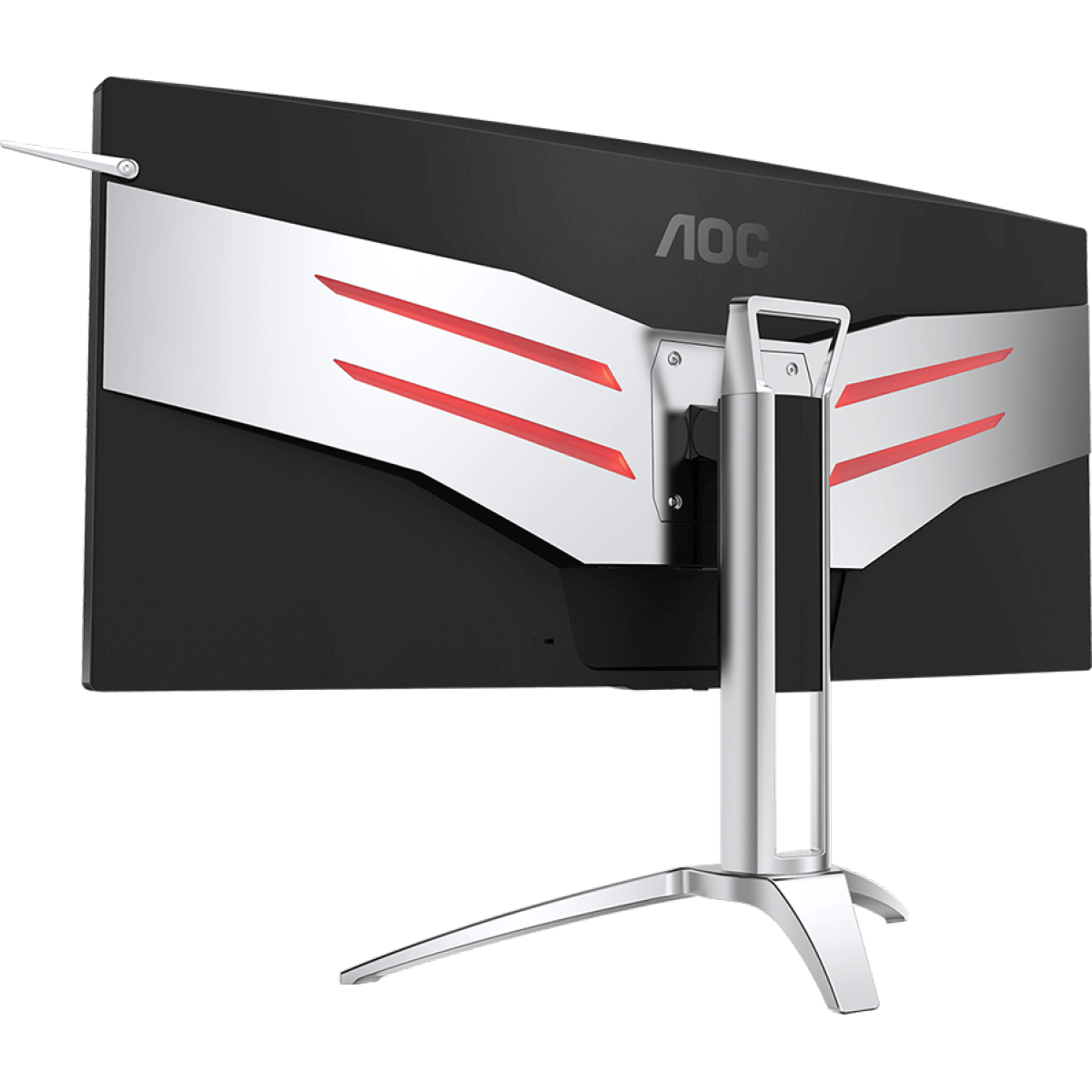 Monitor Gamer AOC Agon 35 Pol, Curvo, Ultra Wide, QUAD HD, 100Mhz, 4ms, G-SYNC, AG352UCG