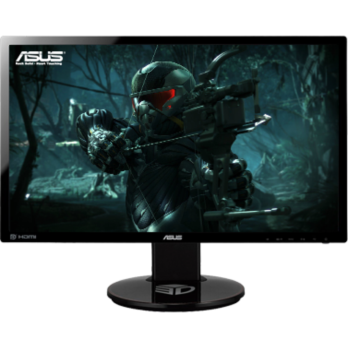 Monitor Gamer Asus 24 Pol, Full HD, 144Hz, 1ms, VG248QE