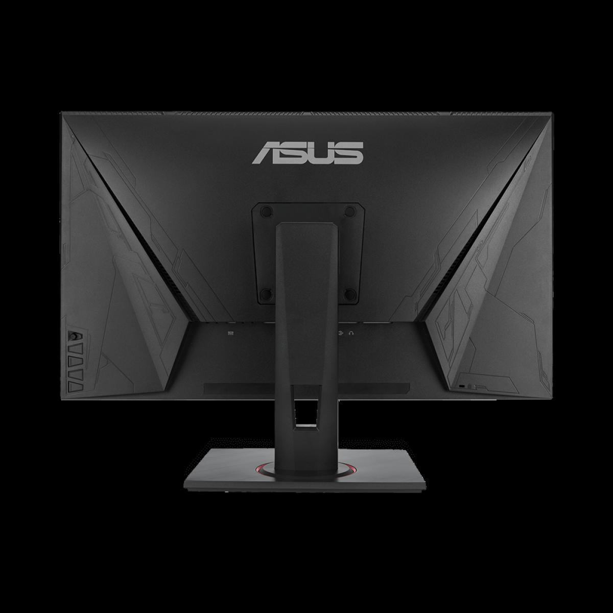 Monitor Gamer ASUS 27 Pol, Full HD, 165Hz, 0,5ms, HDMI/DP/DVI, VG278QR