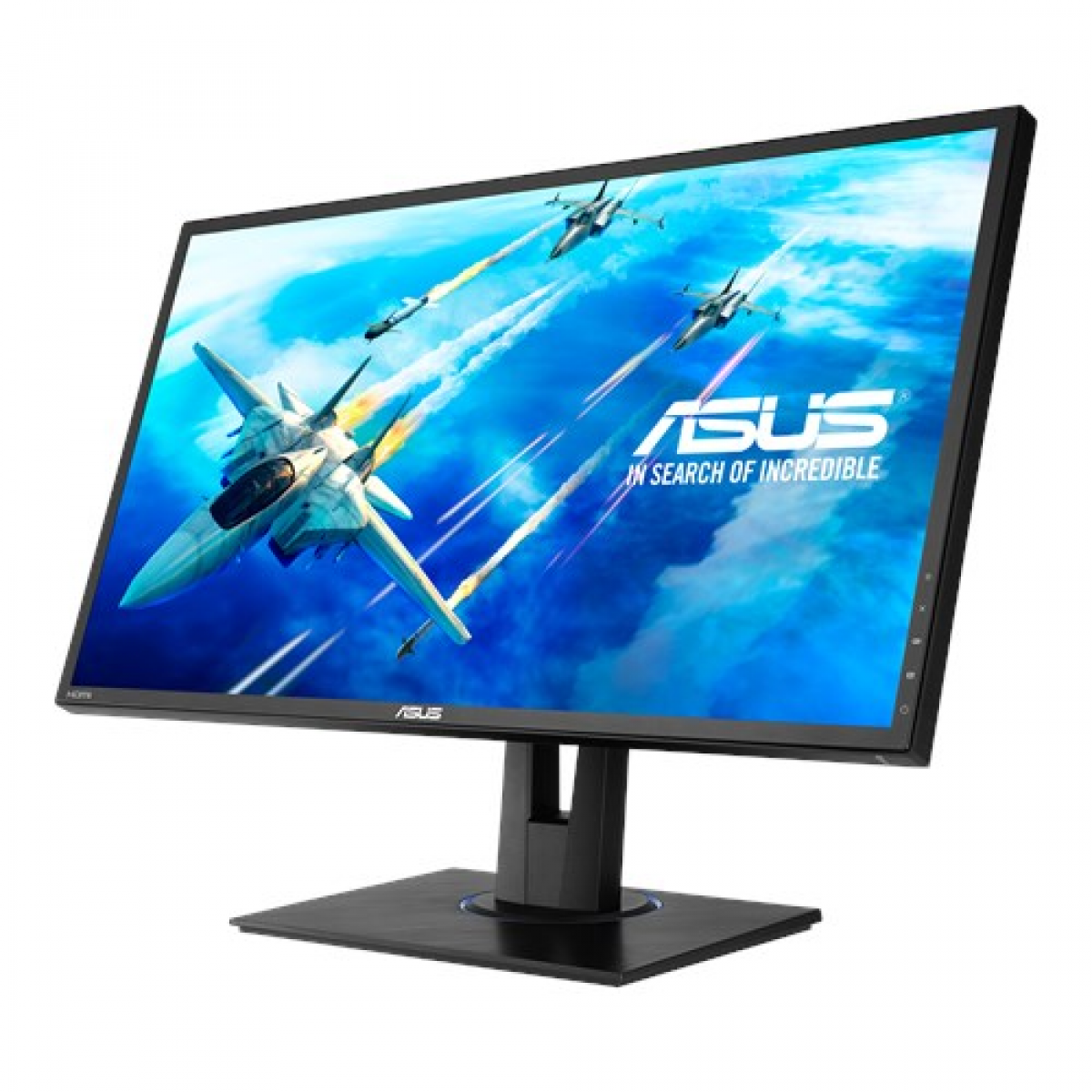 Monitor Gamer Asus 24 Pol, Full HD, 1ms, AMD FreeSync, VG245HE
