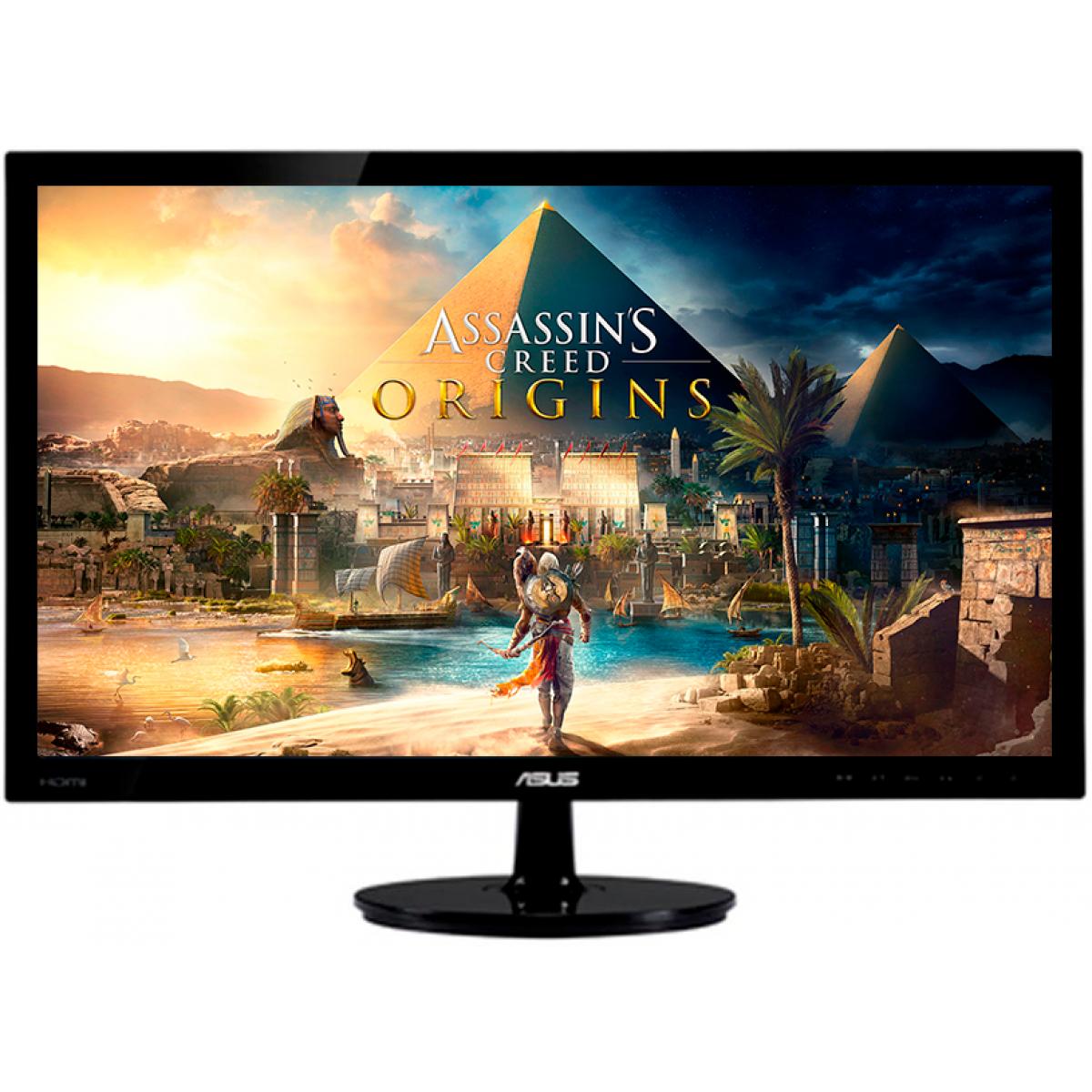 Monitor Gamer Asus 24 Pol, Full HD, VS248H-P