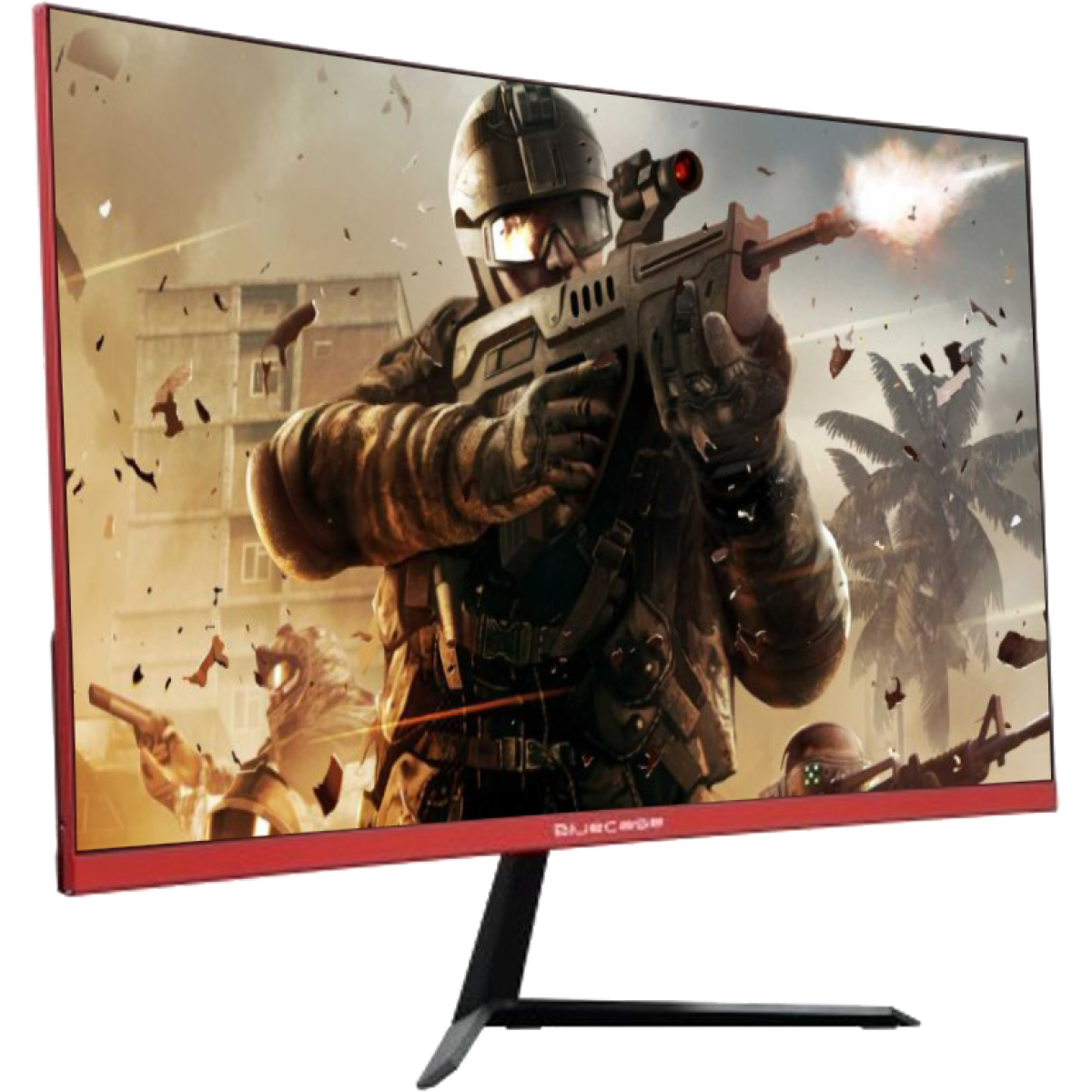 Monitor Gamer Bluecase 24 Pol, Curvo, Full HD, 144Hz, 1Ms, BM243GC