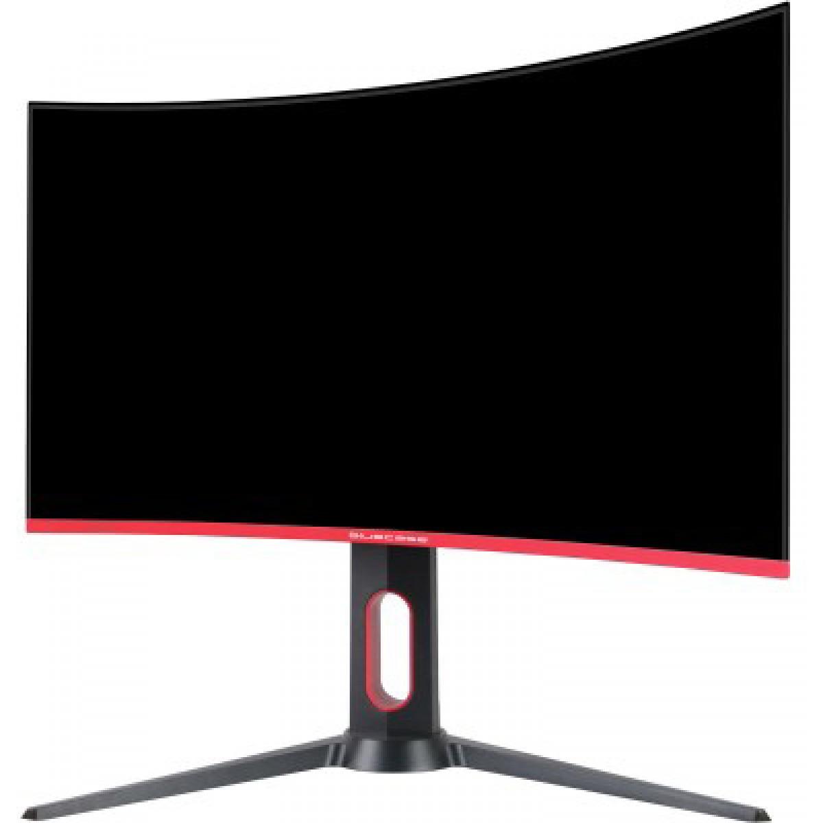 Monitor Gamer Bluecase 27 Pol, Curvo, Full HD, 165Hz, 1Ms, BM276GC