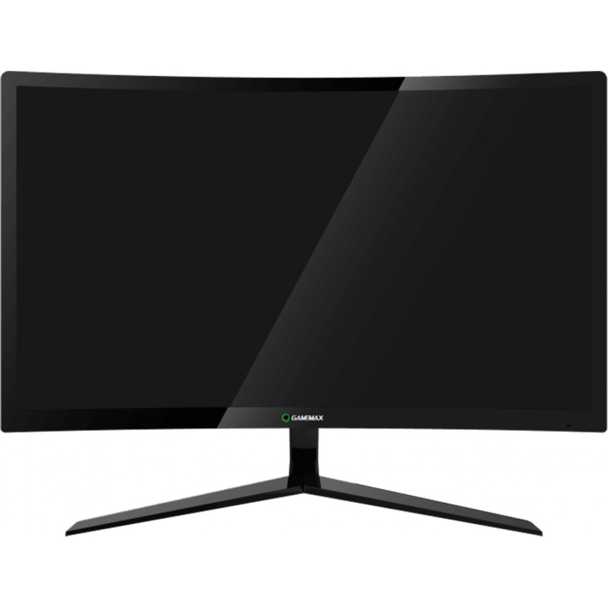 Monitor Gamer GameMax 24 Pol Curvo, Full HD, 144Hz, 1ms, Black, GMX24C144
