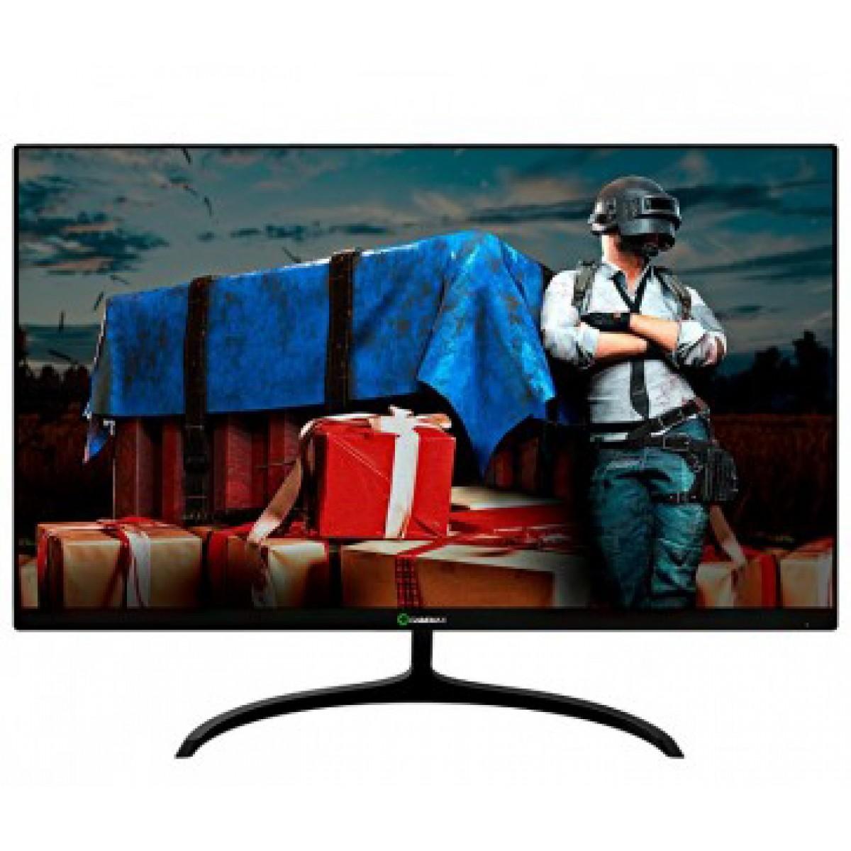 Monitor Gamer GameMax 27 Pol, Quad HD, 144Hz, 1ms, Black, GMX27F144Q