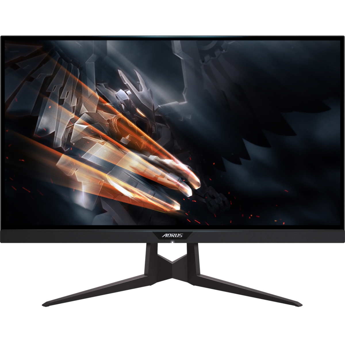 Monitor Gamer Gigabyte Aorus, 27 Pol, 144Hz, 1ms, FreeSync, HDMI, Display Port, AD27QD