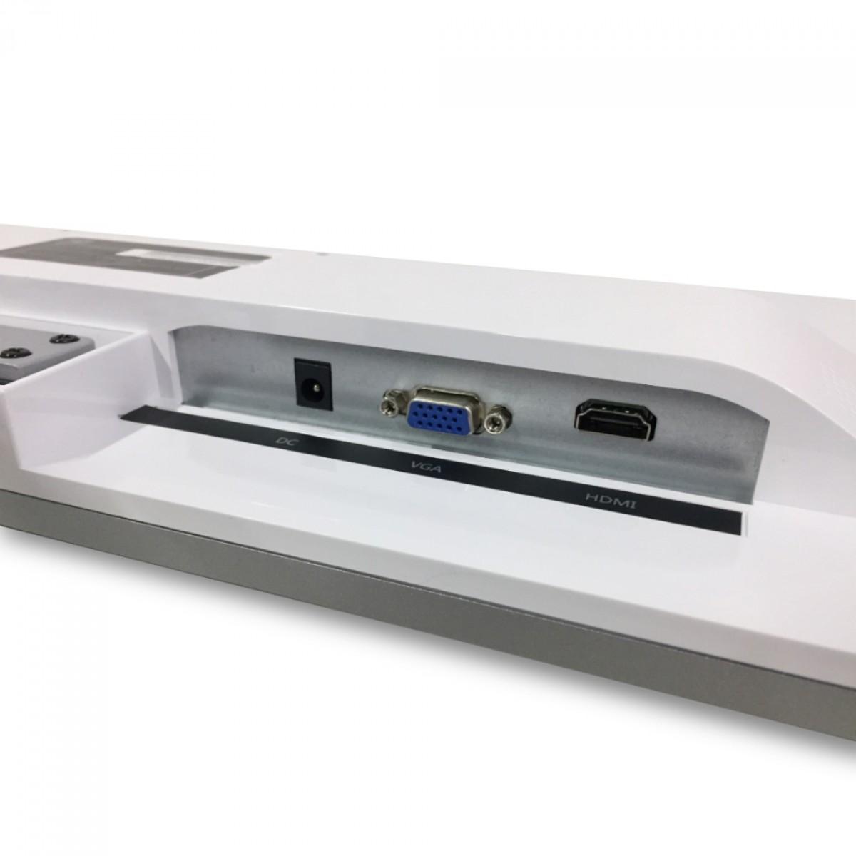 Monitor Gamer, HQ LED, 21.5 Pol, Full HD, HDMI/VGA, 21.5 HQ-LED SB