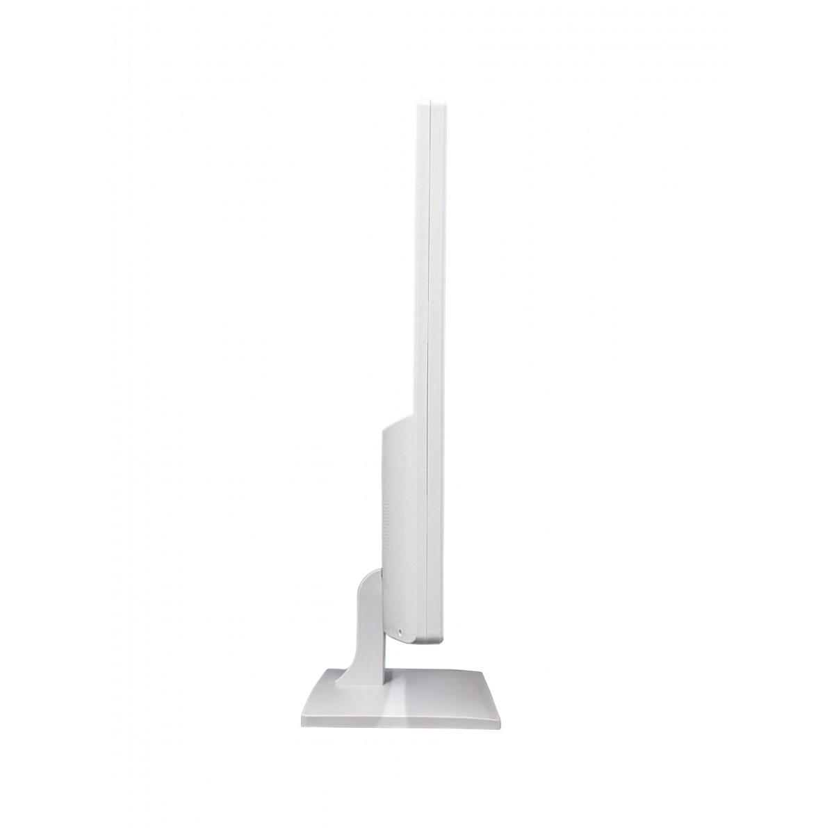 Monitor Gamer HQ LED 21.5 Pol, Full HD, HDMI/VGA, 21.5WHQ-LED - White