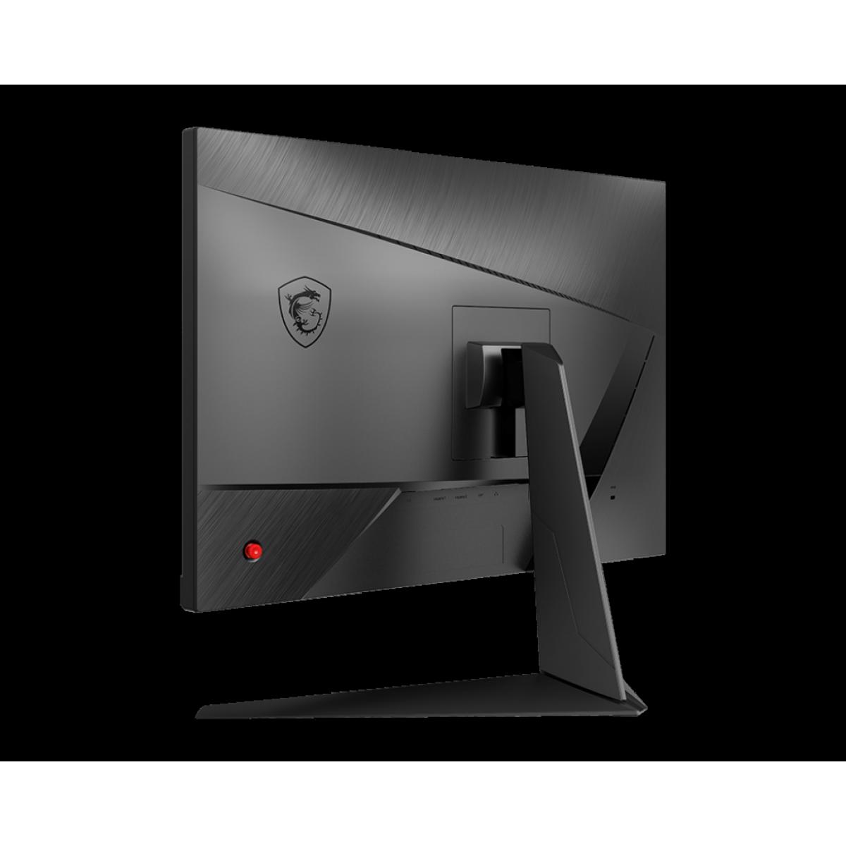 Monitor Gamer MSI Optix, 24 Pol, FullHD, 144Hz, 1ms, IPS, HDMI/DP, G242