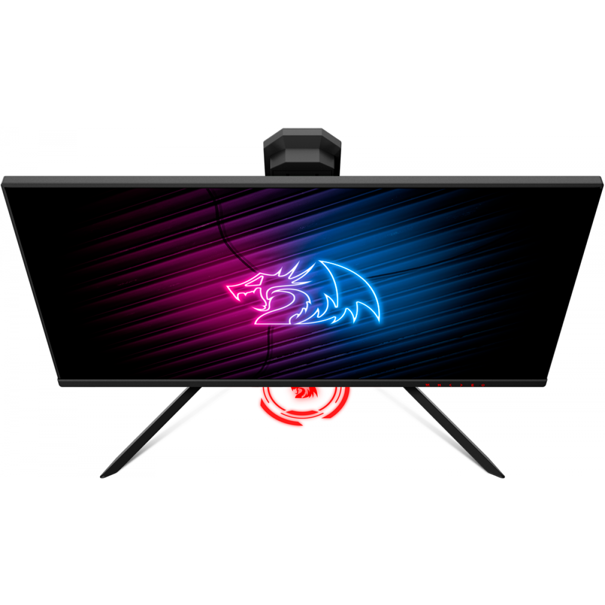 Monitor Gamer Redragon Blackmagic RGB, 27 Pol, Full HD, 144Hz, 1ms, HDMI, Display Port